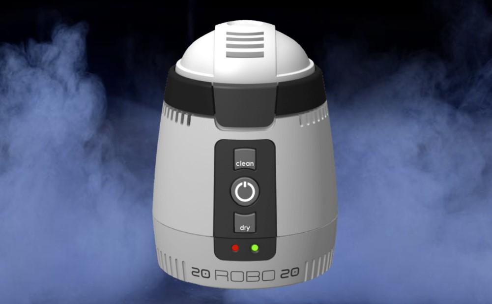 robo2020, vape coil cleaner, robo2020 vape coil cleaner