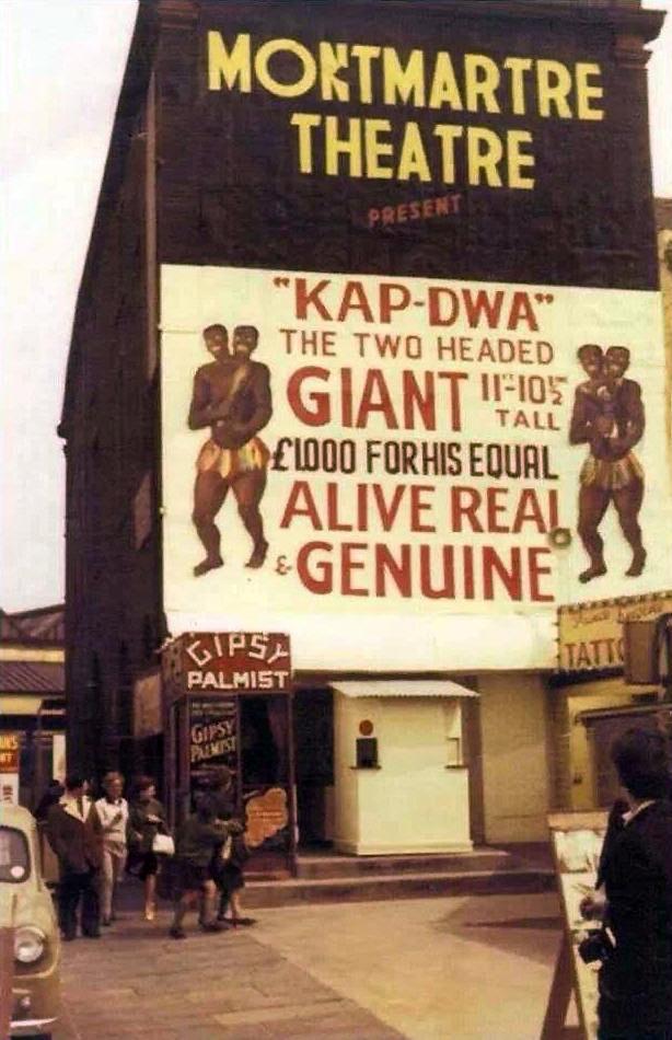 Kap-Dwa, Kap-Dwa giant, Kap-Dwa two-headed giant, Kap-Dwa two-headed giant photos, Kap-Dwa two-headed giant video