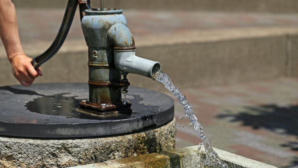 Water wells are at risk of going dry in the US and worldwide