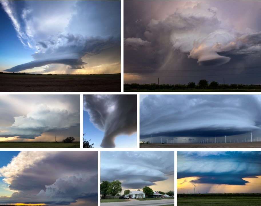 strange clouds texas may 2021