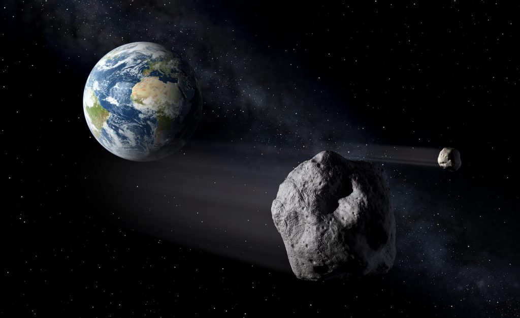 we are not prepared for asteroid impact