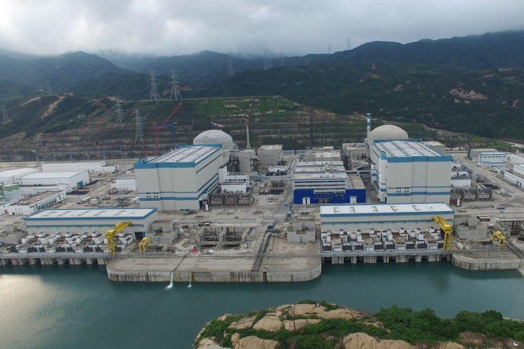 China Taishan Nuclear Power Plant leak, leak at China Taishan Nuclear Power Plant leak, China Taishan Nuclear Power Plant leak june 2021