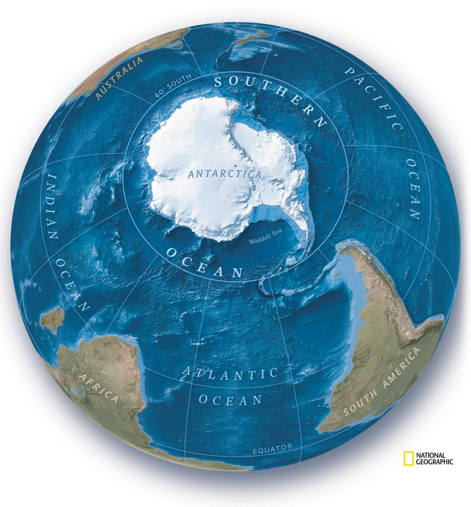 Five oceans on Earth, how many oceans on Earth, name oceans on earth, Five oceans on Earth, Atlantic, Pacific, Indian, Arctic and Southern oceans