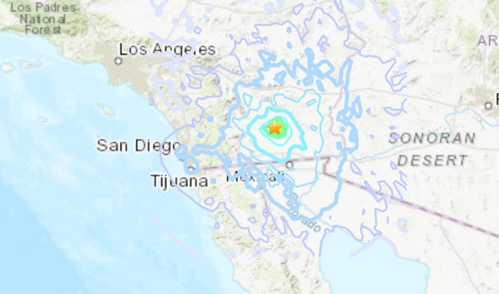 M5.2 earthquake rattles Southern California on June 5 2021, M5.2 earthquake rattles Southern California on June 5 2021 video, M5.2 earthquake rattles Southern California on June 5 2021 photo, M5.2 earthquake rattles Southern California on June 5 2021 salton sea