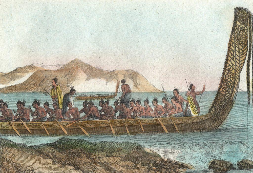 Polynesians discovered Antarctica over 1,300 years ago, maori antarctica discovery