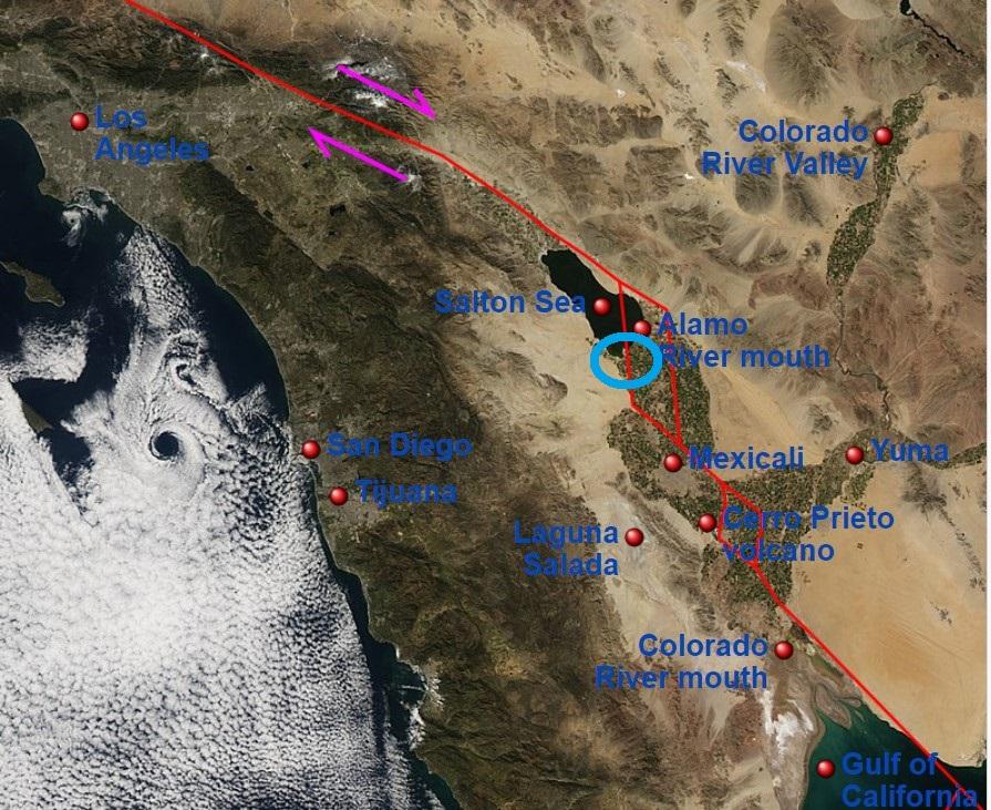 brawley seismic zone earthquake june 5 2021