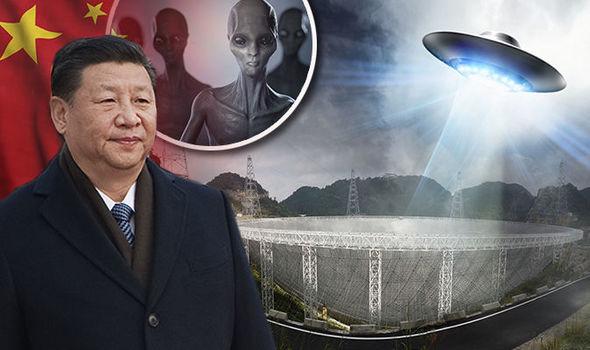 china ufo, china alien, china ufo sightings surge