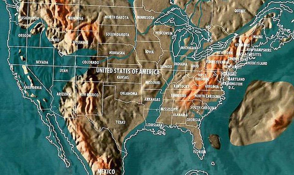 The shocking doomsday maps of the world and how the billionaires prepare - Strange Sounds