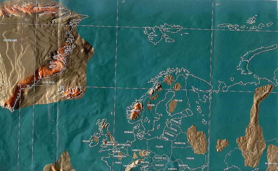 doomsday maps of Europe, europe map after apocalypse, how does europe looks like after doomsday