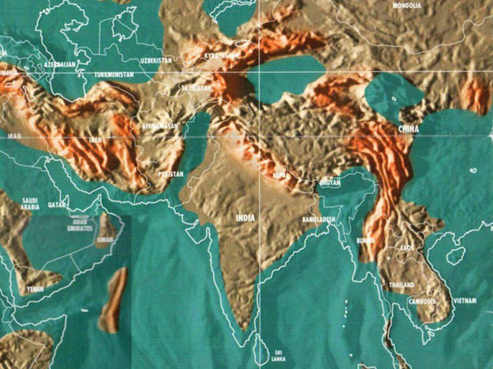 doomsday maps of India
