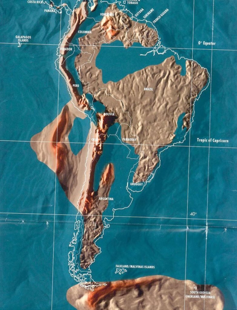 doomsday maps of South America, doomsday maps of South America brazil, doomsday maps of South America chile, doomsday maps of South America argentina