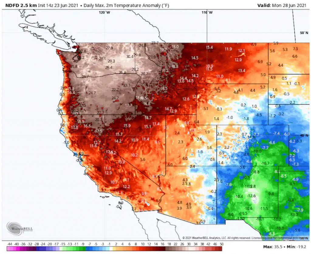 heat wave pacific northwest june 202, pacific northwest heat wave june 2021