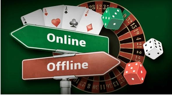 Differences Between Online Casinos And Offline Casinos, Main Differences Between Online Casinos And Offline Casinos, 3 Main Differences Between Online Casinos And Offline Casinos