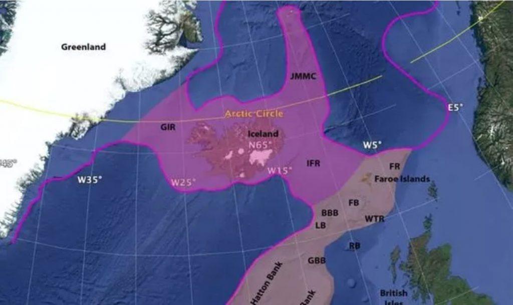 Icelandia, icelandia hidden continent under Iceland, hidden continent under Iceland