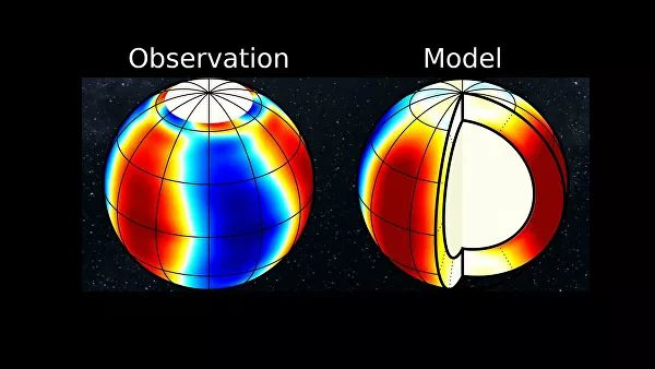 Long-period oscillations of the Sun discovered
