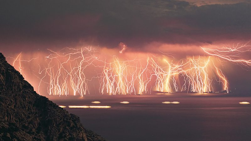 lightning spike death, why are lightning bolts increasing worldwide, lightning increase world