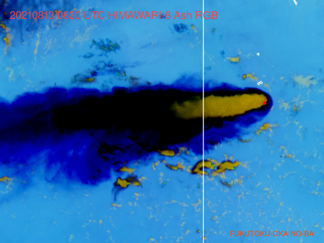 Fukutoku Okanoba submarine eruption august 2021, Fukutoku Okanoba submarine eruption august 2021 photo, Fukutoku Okanoba submarine eruption august 2021 video