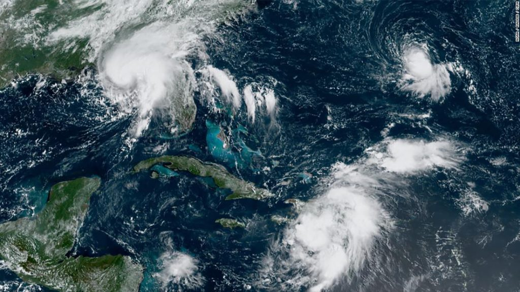 Haiti braces for Grace, Florida for Fred, Haiti braces for Grace while Florida for Fred as storms are increasing in strength