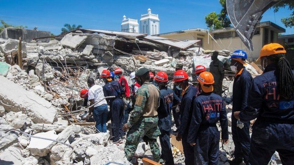 Haiti earthquake death toll 1400 storm Grace August 2021, Haiti earthquake death toll, Haiti earthquake death toll update, Haiti earthquake video, Haiti earthquake pictures, Haiti earthquake emergency