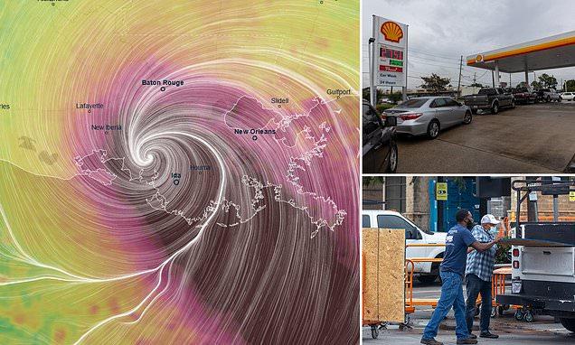 hurricane IDA, hurricane IDA oil, hurricane IDA natural gas production, hurricane IDA oil gulf of mexico, hurricane IDA oil and gas production