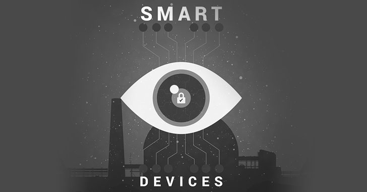 smart devices, cybersecurity,Critical ThroughTek SDK Bug Could Let Attackers Spy On Millions of IoT Devices