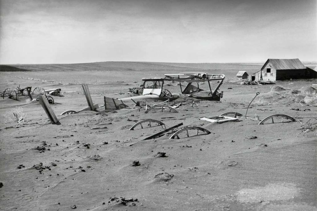 Summer 2021 breaks heat record set during the 1936 Dust Bowl