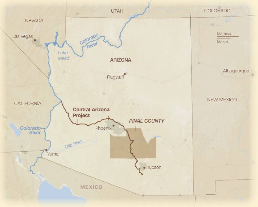 Central Arizona Project (CAP)