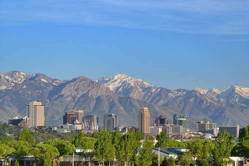 Data collected in downtown Salt Lake City reveal active faults that interact at depth. The finding means the faults pose a greater hazard than previously thought.