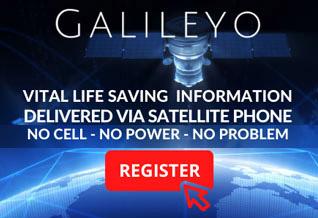 Galileyo satellite phone information service