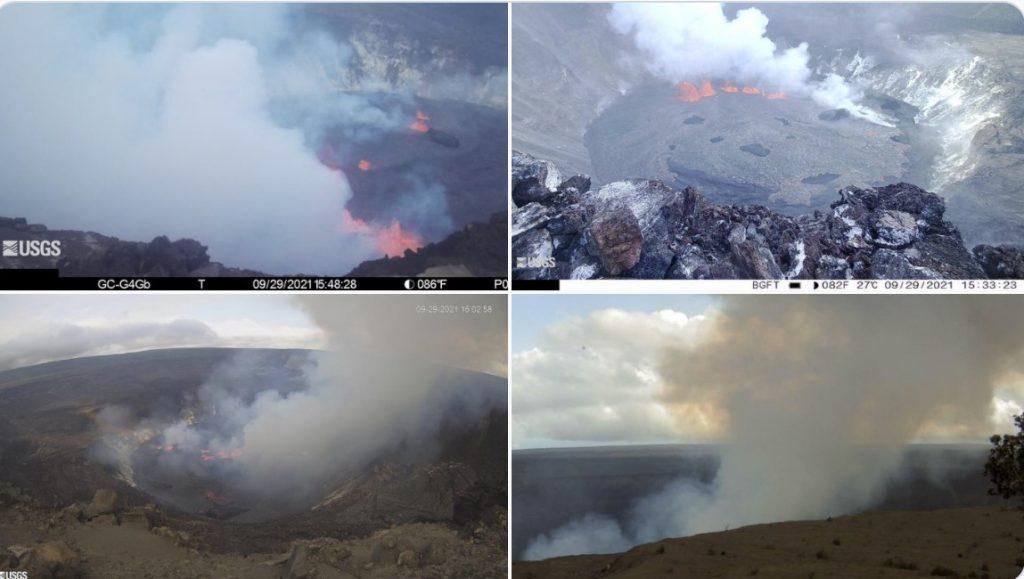 Kilauea eruption Hawaii September 29-30 2021, Kilauea eruption Hawaii September 29-30 2021 video, Kilauea eruption Hawaii September 29-30 2021 pictures, Kilauea eruption Hawaii September 29-30 2021 news, Kilauea eruption Hawaii September 29-30 2021 update