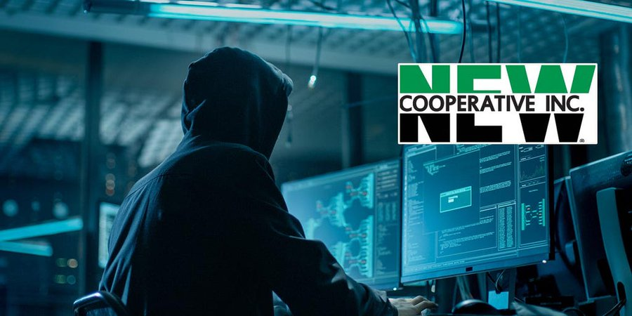Major agriculture group New Cooperative hit by ransomware attack