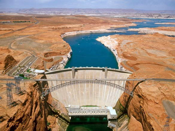 Chances of Lake Powell producing electricity drops due to Colorado River water crisis