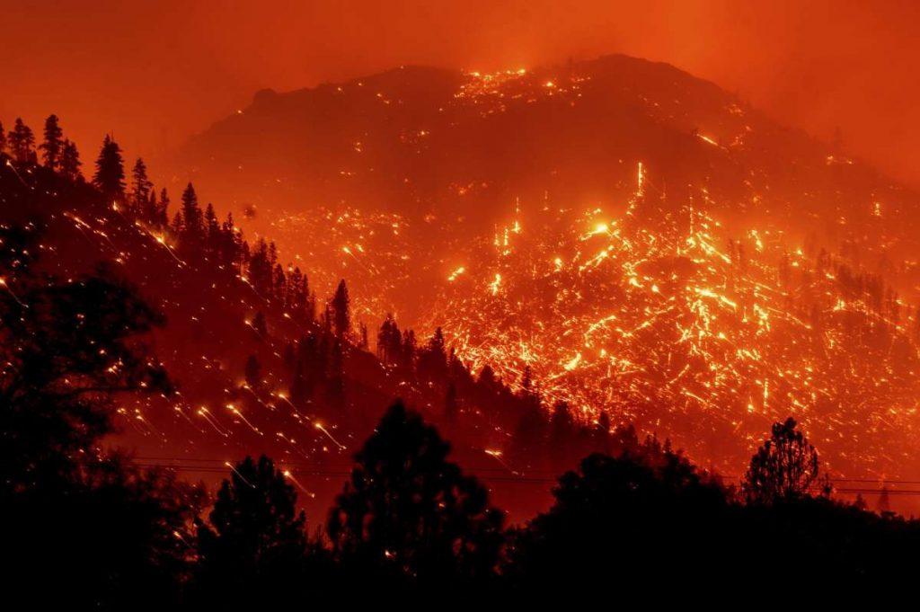 dixie fire biggest in California ever