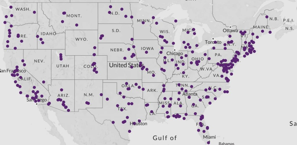 Military sites with PFAS contamination, danger PFAS, PFAS water contamination usa