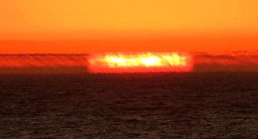 rectangular sun San Francisco