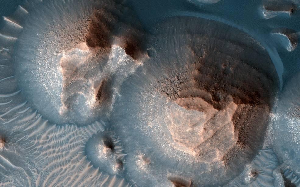 NASA Confirms Thousands of Massive, Ancient Volcanic Eruptions on Mars, volcano on mars, super volcanoes on mars, super eruption on mars