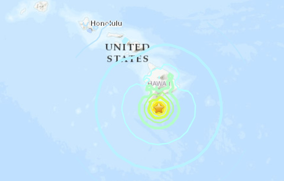 2 strong earthquakes hit Hawaii on October 10 2021, 2 strong earthquakes hit Hawaii on October 10 2021 map, 2 strong earthquakes hit Hawaii on October 10 2021 video, 2 strong earthquakes hit Hawaii on October 10 2021 news
