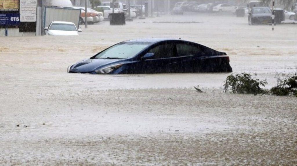 Cyclone Shaheen hits Oman with ferocious winds, killing three
