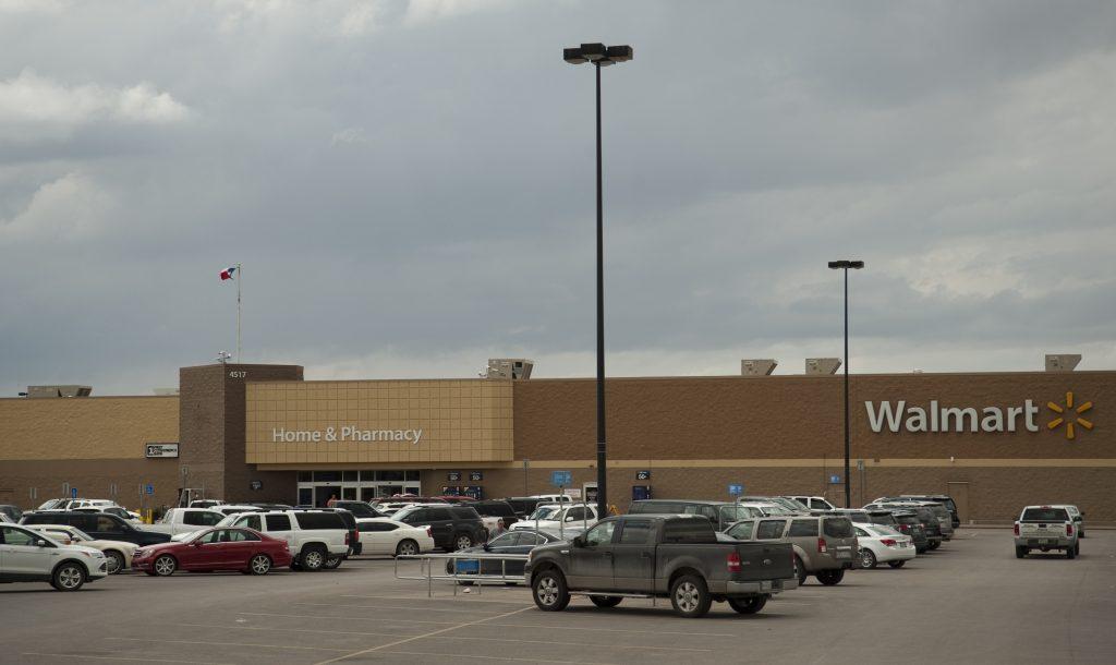 Texans blame secret military takeover for Walmart closings, secret tunnels